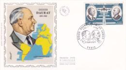 France PA N°46 - FDC - 1960-.... Brieven & Documenten