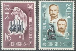 Malta 1964 Medecine Veterinary - Malta