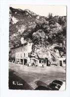 CPSM 38 - PONT-EN-ROYANS - Le Relais Du Pont Picard Et La Vierge - Vue De L´Hôtel Continental Jolie ANIMATION - Pont-en-Royans