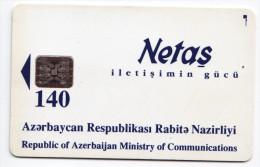 NETAS. See. 140 Un. - Azerbaïjan