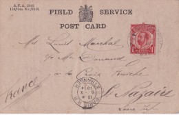 Grande Bretagne - Lettre - Postmark Collection