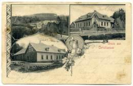XCZE.69.  CHRISTIANSAU - 1910 - Tsjechië