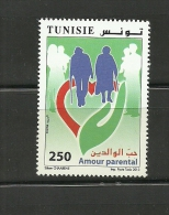 2013-Tunisia/Tunisie-Parental Love –Amour Parental- 1 Stamp Complete Set  MNH** - Tunisia