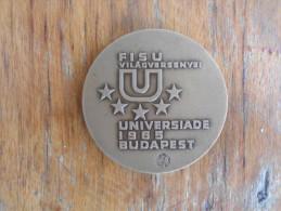 F.I.S.U. Vilagverseny Universiade 1965 Budapest Vincze Denes - Atletica