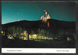 Snowmass-at-Aspen, Colorado, Fireworks, Unused - Rocky Mountains