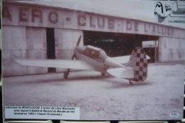 Avion / Airplane / Stampe-Renard - Antwerpen / SR-7B / Registered As OO-SRZ / Léon Biancotto Plane / Rare - 1946-....: Ere Moderne