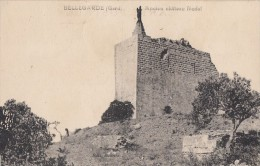 CPA - Bellegarde - Ancien Château Féodal - Bellegarde