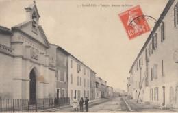 CPA - St Gilles - Temple - Avenue De Nîmes - Saint-Gilles