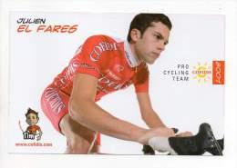Cyclisme - Cofidis 2008 - Julien El Fares - Cycling