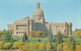 Canada Legislative Building Edmonton Alberta - Edmonton