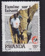 Rwanda: 125e Anniversaire De La Croix-Rouge. 1275 - Rwanda