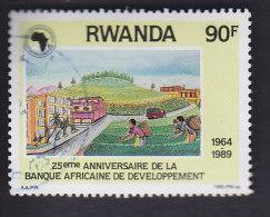 Rwanda: 25e Anniversaire De La B.A.D. 1300 - Rwanda
