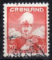 GRÖNLAND 1946 - MiNr: 26  Used - Grönland