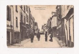 ( 35 ) REDON La Rue Notre Dame - Redon