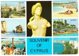 Souvenir Of Cyprus - Cyprus