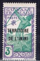 F+ Inini 1938 Mi 23 Mnh Bogenschütze - Inini (1932-1947)