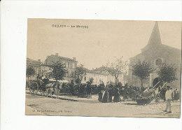 Saujon - Le Marché - Saujon