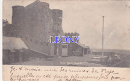 CPA D' ANGLETERRE - RYE - YPRES CASTLE - Animations - TIMBRE INTERESSANT - Rye