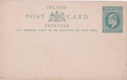 Trinité - Lettre - Trinidad & Tobago (...-1961)