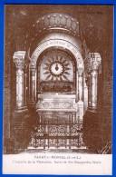 CPA PARAY-le-MONIAL 71 CARTE POSTALE ANCIENNE SAONE ET LOIRE CHAPELLE DE LA VISITATION NON ECRITE VENDUE EN L'ETAT - Paray Le Monial