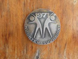 1971 Nuorten Suurkisat - Ginnastica