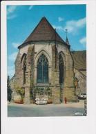 10 Marigny Le Chatel L' église - France