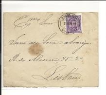 Lettre  Portugal 1887 (255) - Non Classés