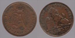 Belgique 2 Centimes 1912 - 1909-1934: Albert I