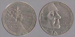 Etats-Unis 5 Cents 2005 P - United States