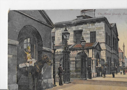 Londre - London - The Horse Guards - Angleterre - CPA - London