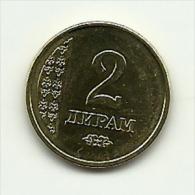 2011 - Tajikistan 2 Diram, - Tadjikistan