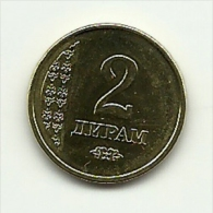 2011 - Tajikistan 2 Diram, - Tagikistan