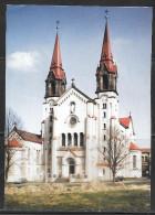 Wallfahrtsbasilika In Philippsdorf, Mailed From Germany - Czech Republic