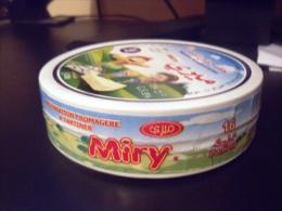 Boite De Fromage Miry- (Boite Entière-vide) - Cheese