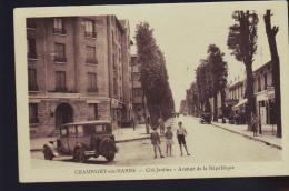 CHAMPIGNY SUR MARNE CITE - Champigny Sur Marne