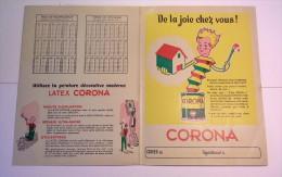 Peinture CORONA Email COROLA - Book Covers