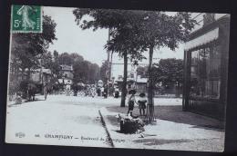 CHAMPIGNY SUR MARNE PASSAGE A NIVEAU - Champigny Sur Marne