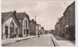 Cercy-la-Tour. Avenue De La Gare. - Non Classificati