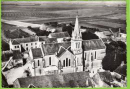 EN AVION AU DESSUS DE ...EPIEDS EN BEAUCE (Loiret) L'EGLISE - Otros Municipios