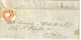 5 Soldi Da Strà Per Schio 1865 - Lombardy-Venetia