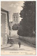 95 - AUVERS-SUR-OISE - Rue De L'Eglise - ND 112 - Auvers Sur Oise