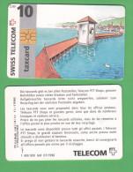 Swisscom TELECOM Taxcard 10 CHF 1996  Svizzera Schweiz Suisse - Svizzera