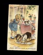 ILLUSTRATEURS - Carte Illustrée Par Germaine BOURET - Fête Des Mères - Bouret, Germaine