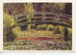 Claude Monet : Le Pont Japonais 1899 - Schilderijen