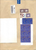 2016.Lithuania, The Letter By Registered Prioritaire Post To Moldova