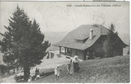 Suisse - Chalet-restaurant Des Pléiades Blonay Vaud - VD Vaud