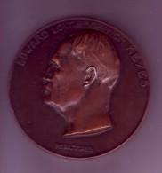 Médaille Docteur Edward Loughborough Keyes 1936 Par Dammann - France