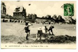 Saint-ENOGAT  - Un Groupe De Villas - Other Municipalities