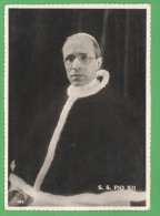 Papa Pio XII Cp Viaggiata 1958 - Popes