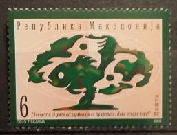 Macedonia, 2002, Mi: 257 (MNH) - Macédoine